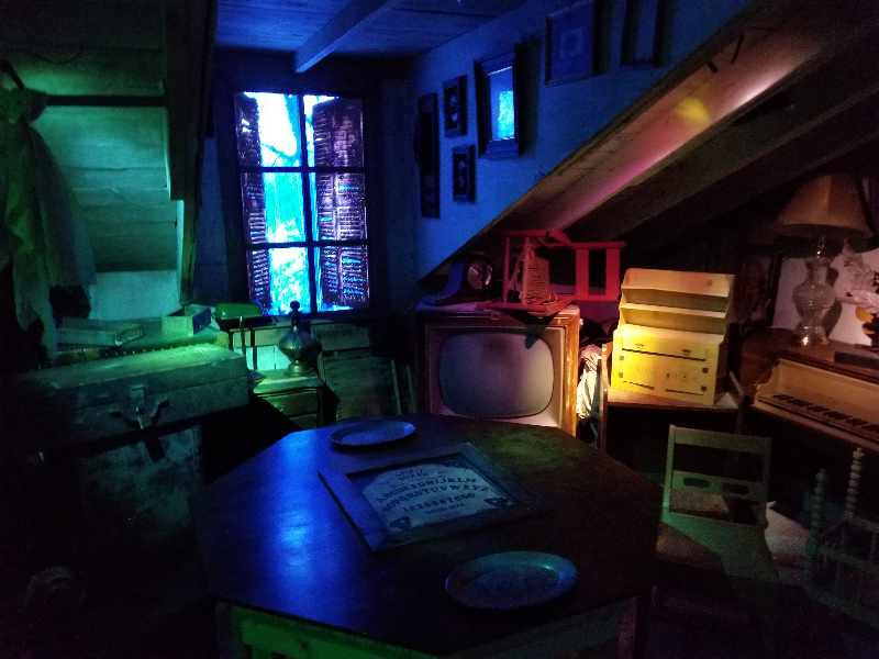 Escape A Haunted House Xcape Branson Ozark S Best